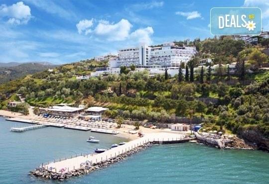 Почивка в Кушадасъ, Турция, през юни или септември! 7 нощувки в Club Hotel Ephesus Princess 5* на база Ultra All Inclusive, възможност за транспорт! - Снимка 1
