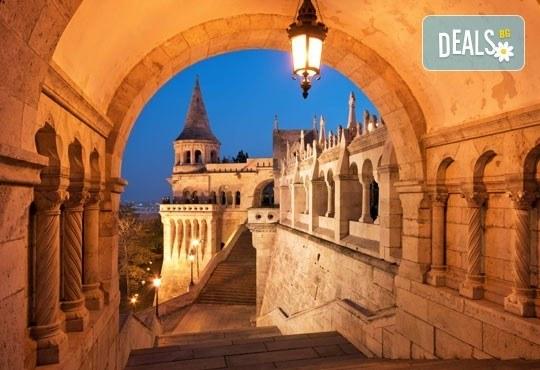 Разходете се през юни в красивата аристократична Будапеща! 2 нощувки със закуски, транспорт и екскурзовод! - Снимка 1