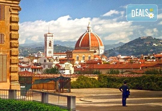Самолетна екскурзия до Флоренция през юни или юли със Z Tour! 4 нощувки със закуски, самолетен билет, летищни такси и трансфери! - Снимка 1