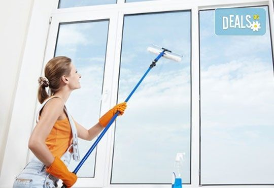 Професионално цялостно почистване на апартаменти или офиси до 90 кв. м от Брилянтино! - Снимка 2