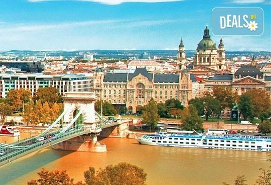 Екскурзия до Будапеща - перлата на Дунав! 3 нощувки със закуски, транспорт и водач от България Травъл! - Снимка 1
