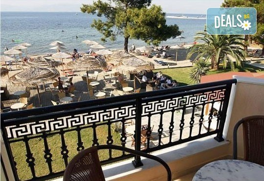 Почивка от май до октомври на остров Тасос, Гърция ! 3/4/5 нощувки, All Inclusive в Rachoni Hotel 3*, безплатно за дете до 2 г.! - Снимка 7