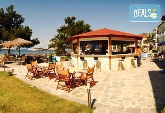 Почивка от май до октомври на остров Тасос, Гърция ! 3/4/5 нощувки, All Inclusive в Rachoni Hotel 3*, безплатно за дете до 2 г.! - Снимка 8