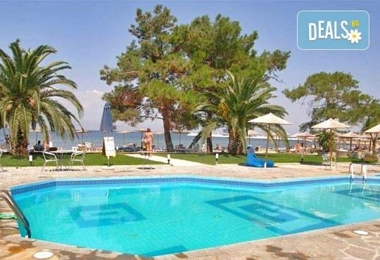 Почивка от май до октомври на остров Тасос, Гърция ! 3/4/5 нощувки, All Inclusive в Rachoni Hotel 3*, безплатно за дете до 2 г.! - Снимка 1