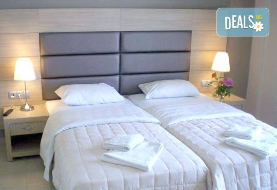 Почивка от май до октомври на остров Тасос, Гърция ! 3/4/5 нощувки, All Inclusive в Rachoni Hotel 3*, безплатно за дете до 2 г.! - Снимка 4