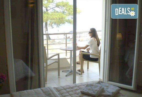 Почивка от май до октомври на остров Тасос, Гърция ! 3/4/5 нощувки, All Inclusive в Rachoni Hotel 3*, безплатно за дете до 2 г.! - Снимка 5