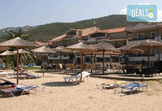 Почивка от май до октомври на остров Тасос, Гърция ! 3/4/5 нощувки, All Inclusive в Rachoni Hotel 3*, безплатно за дете до 2 г.! - Снимка 14