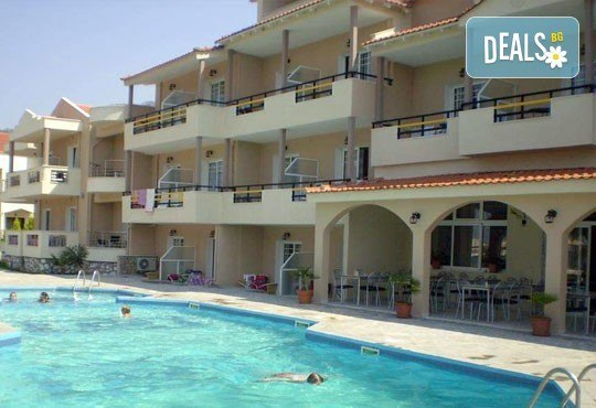 Почивка от май до октомври на остров Тасос, Гърция ! 3/4/5 нощувки, All Inclusive в Rachoni Hotel 3*, безплатно за дете до 2 г.! - Снимка 11
