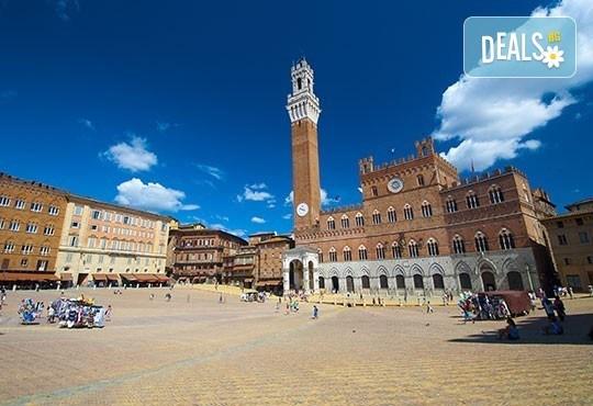 Екскурзия през юни до Тоскана и Умбрия, Италия! 7 нощувки, 7 закуски, 3 вечери, транспорт и екскурзия до Флоренция! - Снимка 1