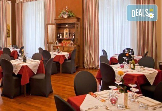 На почивка в Сан Ремо, Италия, с Филип Тур! 7 нощувки в Des Anglais 4* със закуски и вечери, самолетен билет, летищни такси, трансфери! - Снимка 7