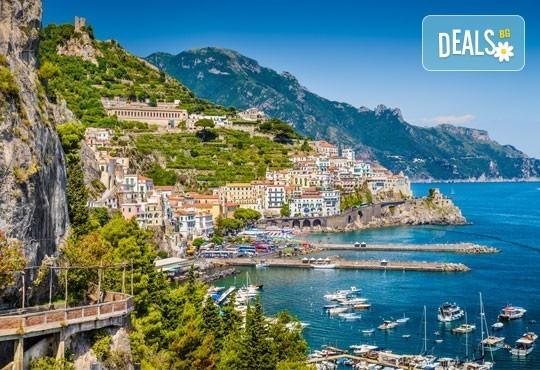 На почивка в Сан Ремо, Италия, с Филип Тур! 7 нощувки в Des Anglais 4* със закуски и вечери, самолетен билет, летищни такси, трансфери! - Снимка 1