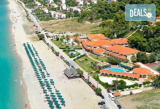 Super Last Minute! Почивка в Possidi Holidays Resort & SPA 5*, Касандра, Гърция - 5 нощувки със закуски, обяди и вечери, безплатно за дете до 11 г.! - Снимка 2