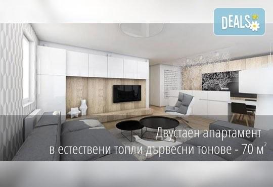 Интериорен дизайн! Посрещнете лятото с нов облик на дома си! Консултация и концепция за цялостен дизайн, от дизайнерско студио М interior - Снимка 6