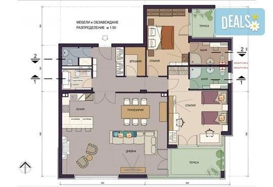 Интериорен дизайн! Посрещнете лятото с нов облик на дома си! Консултация и концепция за цялостен дизайн, от дизайнерско студио М interior - Снимка 2