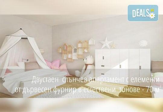 Интериорен дизайн! Посрещнете лятото с нов облик на дома си! Консултация и концепция за цялостен дизайн, от дизайнерско студио М interior - Снимка 4