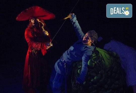 Приказка за малки и големи! Гледайте мюзикъла Питър Пан в Театър София на 04.06. от 11.00 ч., билет за двама! - Снимка 10