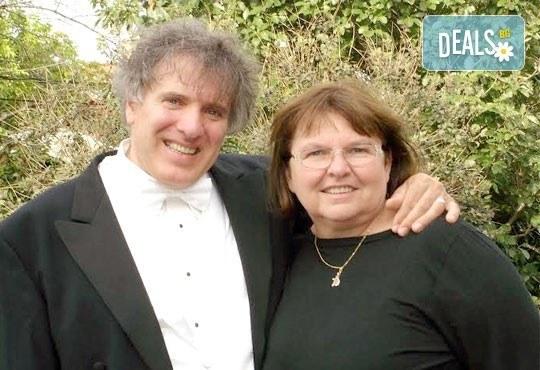 28-ми май (събота), НДК: Клавирен рецитал на Ендре Хегедюш (Унгария) с участието на Каталин Хегедюш-пиано, МФ Софийски музикални седмици - Снимка 2