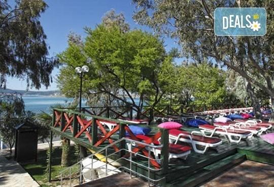 Почивка на море през юни или юли в Halic Park Hotel 5*, Айвалък! 7 нощувки на база All Inclusive, възможност за транспорт! - Снимка 10