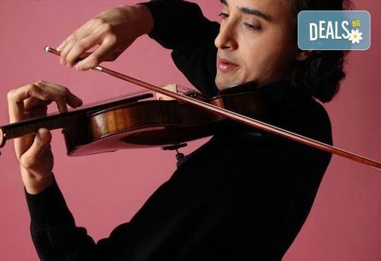31-ви май, НДК: Концерт на оркестър Камерата Орфика, диригент и солист Филип Бернолд-флейта, солисти: Марио Хосен-цигулка и Адриан Йотикер-пиано, МФ Софийски музикални седмици - Снимка 3