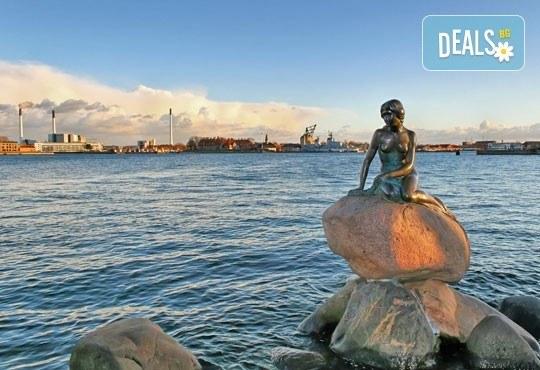 Самолетна екскурзия от юни до септември до Норвегия, Швеция, Дания: 4 нощувки, закуски, туристическа програма, самолетен билет и летищни такси! - Снимка 1