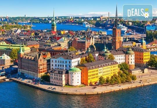 Самолетна екскурзия от юни до септември до Норвегия, Швеция, Дания: 4 нощувки, закуски, туристическа програма, самолетен билет и летищни такси! - Снимка 6