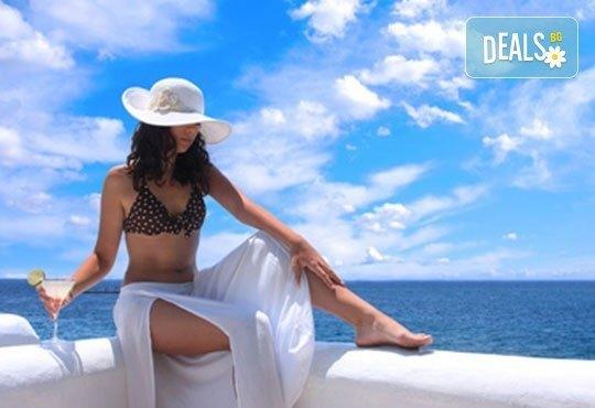 През юни за един ден на плаж Аммолофи, Кавала, Гърция! С включени транспорт и екскурзовод от агенция Поход! - Снимка 3