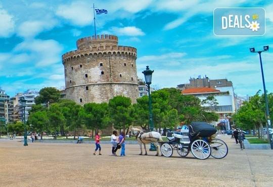 Пътувайте за ден до Солун през юни с включен автобусен транспорт и екскурзоводско обслужване от агенция Поход! - Снимка 3