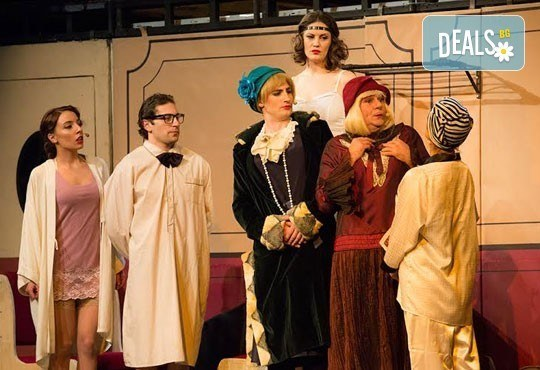 """Билет за двама за култовия спектакъл """"Някои го предпочитат..."""" на 04.06, в Младежки театър, от 19.00ч. - Снимка 5"""