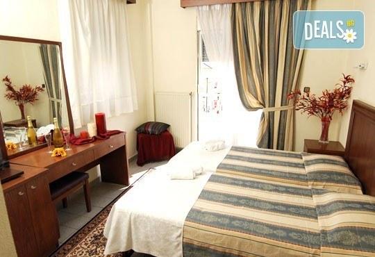 Почивка на море през юни и юли в Гърция! 5 нощувки със закуски и вечери в Alkyonis Hotel 2*+, Олимпийска Ривиера, от ТА Ревери - Снимка 5