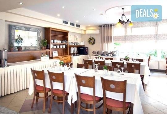 Почивка на море през юни и юли в Гърция! 5 нощувки със закуски и вечери в Alkyonis Hotel 2*+, Олимпийска Ривиера, от ТА Ревери - Снимка 10