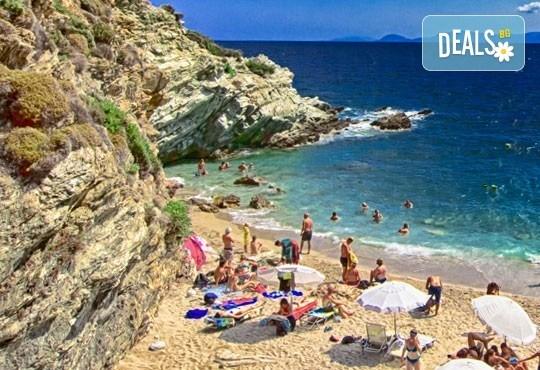Почивка през юли в Гърция, Олимпийската ривиера, с Дари Травел! 4 нощувки със закуски, Хотел Ouzas 2*, транспорт и панорамен тур в Солун - Снимка 1