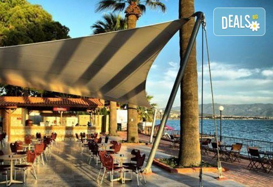 На море през юни в Кушадасъ! 7 нощувки на база All Inclusive в Omer Holiday Resort 4* и възможност за транспорт, от ТА Джуанна! - Снимка 13