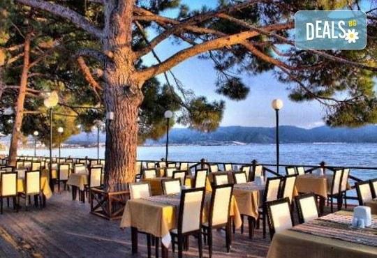 На море през юни в Кушадасъ! 7 нощувки на база All Inclusive в Omer Holiday Resort 4* и възможност за транспорт, от ТА Джуанна! - Снимка 14