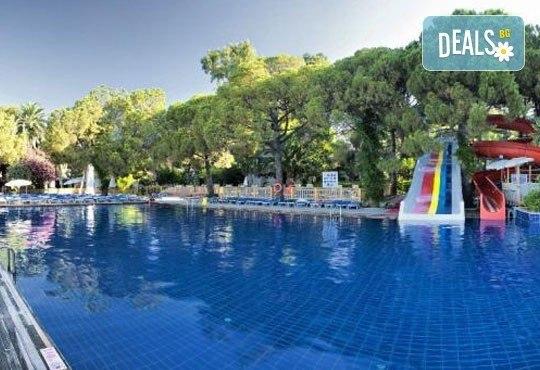 На море през юни в Кушадасъ! 7 нощувки на база All Inclusive в Omer Holiday Resort 4* и възможност за транспорт, от ТА Джуанна! - Снимка 15