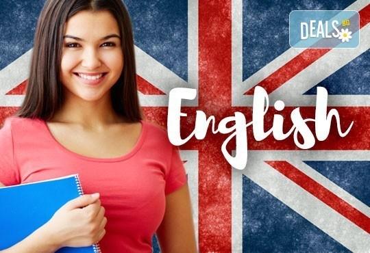 Курс по английски език с продължителност 100 учебни часа на ниво A2/B1 в езиков център EL Leon! - Снимка 1