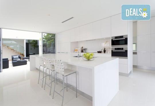 Професионално есенно почистване на настилки, мебели, прозорци в апартамент до 70 кв.м. с професионална апаратура от фирма Мирал! - Снимка 3