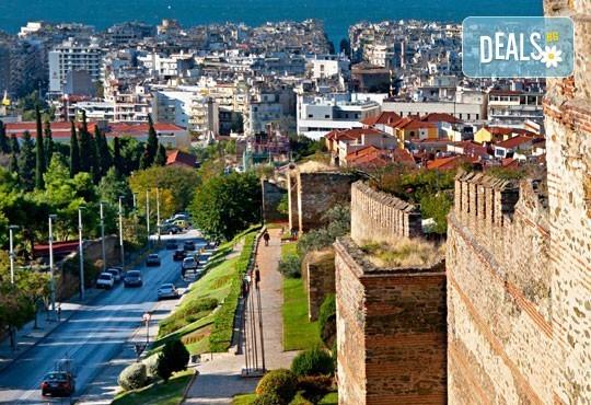 Слънчев уикенд в Гърция! 2 нощувки със закуски в хотел 3* на Олимпийската ривиера, обиколка на Солун и транспорт! - Снимка 6