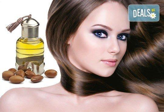 Вдъхнете живот на косата си с терапия по избор, оформяне на прическа със сешоар, стилизиране и обем в салон Sassy! - Снимка 2
