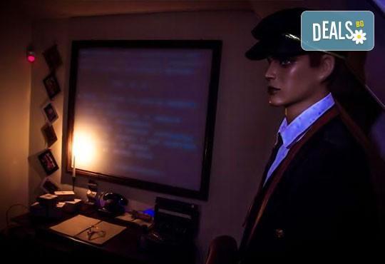Събери отбор, резервирай стая! Бъди детектив в 60-минутното приключение от Emergency Escape с играта Пощенска станция - Снимка 5
