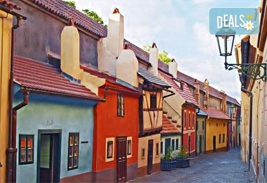 Посетете Златна Прага и очарователната Братислава през септември! 3 нощувки със закуски, транспорт и екскурзовод от Комфорт Травел! - Снимка 4