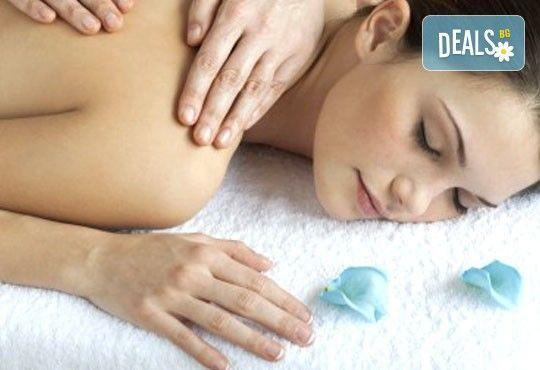 Заредете тялото си с енергия! Релаксиращ масаж на цяло тяло в студио за масажи Клермонт! - Снимка 1