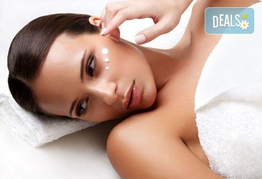 Подмладете кожата си с лифтинг терапия с ултразвук на околоочен контур с хиалурон или диналифт от NSB Beauty Center! - Снимка 1