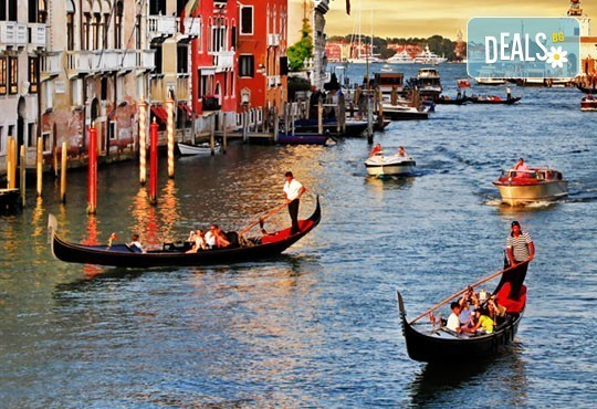 Лятна почивка във Венеция, Лидо ди Йезоло - 8 дни, 6 нощувки със закуски и вечери в хотел 3* и транспорт, от Теско Груп! - Снимка 7