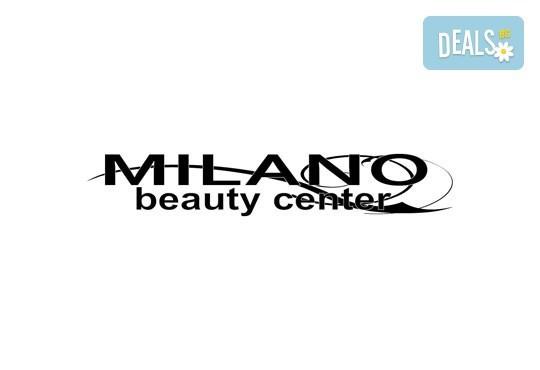 Дълбоко хидратираща и почистваща терапия за лице с ягоди, шампанско и сметана на промоционална цена от Milano Beauty Center! - Снимка 2