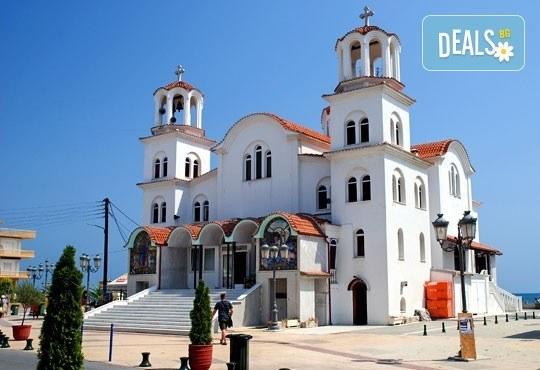 Уикенд почивка на плаж в Паралия Катерини, Гърция! 2 нощувки със закуски, транспорт от Ариес Холидейз! - Снимка 1