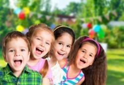 3 часа парти за 10 деца и родители, развлекателен парк Бонго Бонго