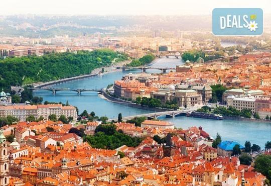 През септември екскурзия до Прага, Братислава и Будапеща с възможност за разглеждане на Карлови Вари: 3 нощувки, закуски, транспорт и екскурзовод! - Снимка 1