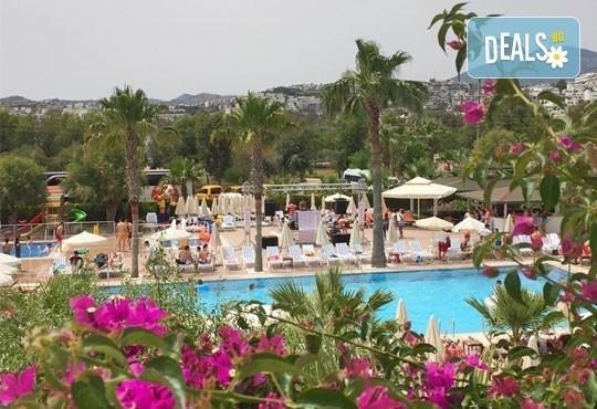 На море през септември и октомври в Бодрум, Турция! 7 нощувки, All Inclusive в Anadolu Hotel 4*, възможност за транспорт! Дете до 12 г. безплатно! - Снимка 4