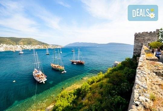 На море през септември и октомври в Бодрум, Турция! 7 нощувки, All Inclusive в Anadolu Hotel 4*, възможност за транспорт! Дете до 12 г. безплатно! - Снимка 9