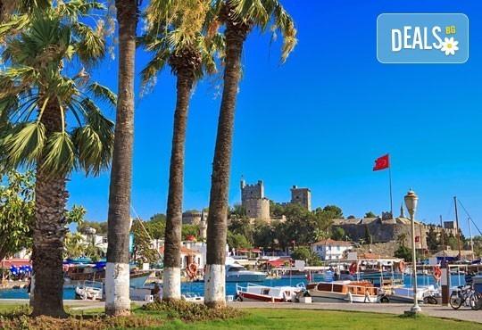 На море през септември и октомври в Бодрум, Турция! 7 нощувки, All Inclusive в Anadolu Hotel 4*, възможност за транспорт! Дете до 12 г. безплатно! - Снимка 8